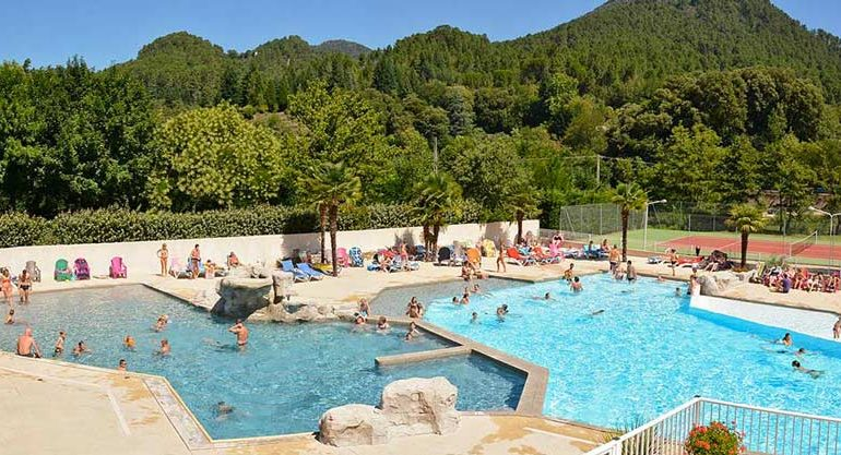 camping cevennes