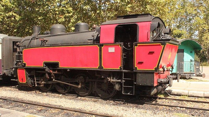 Découvrir Anduze par le train à vapeur