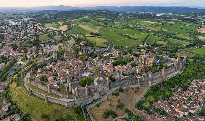 Découvrir Carcassonne