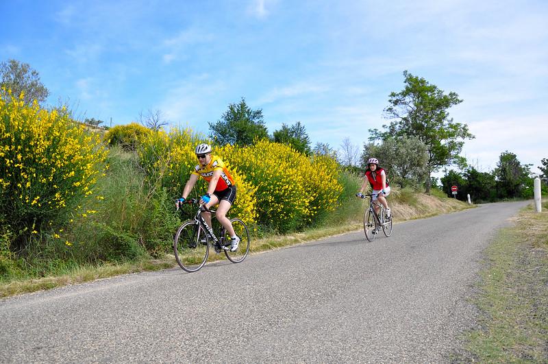Les circuits cyclotourisme en Provence