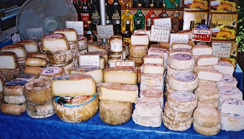 Les fromages corses